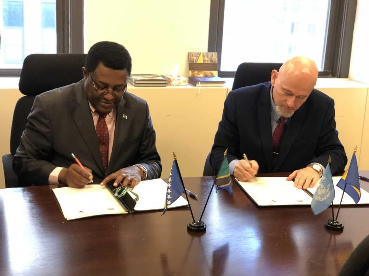 Bosnia and Herzegovina established diplomatic relations with Tanzania