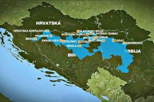 Situation in Bosnia and Herzegovina caused by floods is critical