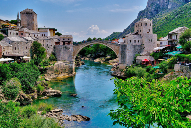 About Bosnia and Herzegovina